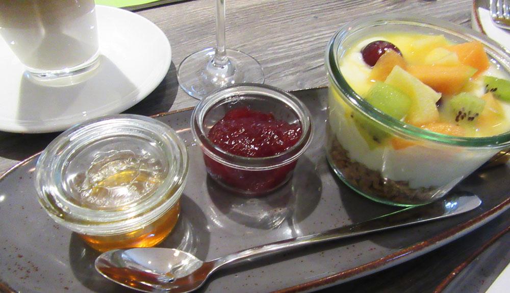 Julia's Café: Wellness-Frühstück