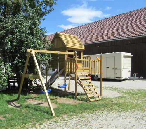 Biohof Butz Spielplatz