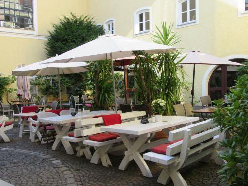 Café Beis: Freisitz