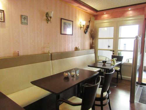 Café Beis: Innenraum