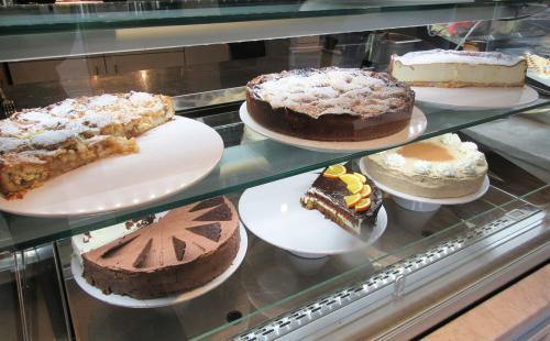 ..oder lieber einen Kuchen?