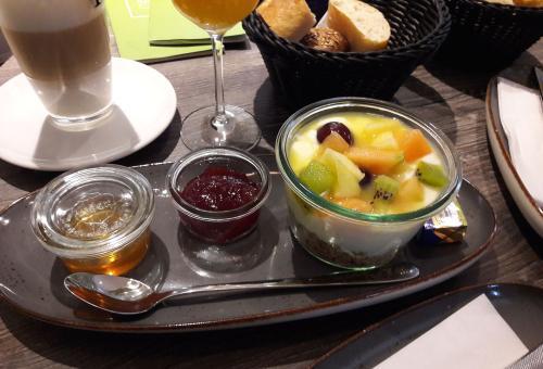 Das Wellness-Frühstück im Julias Café