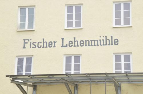 Heißt Fischer, sind aber Müller: Die Name der Lehenmühle