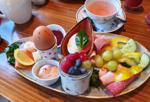 Frühstück Cafe FLamingo